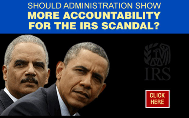 Attorney General Holder Must Appoint a Special Counsel to Investigate the IRS Scandal